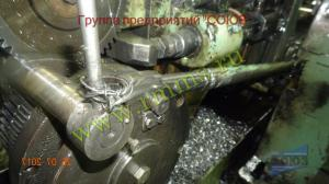 производство алюминиевых заклёпок под молоток