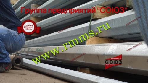 опоры освещения металлические оцинкованные Екатеринбург